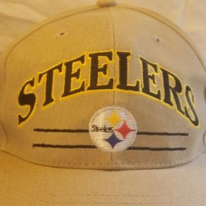 Logo Athletic Accessories - Steelers hat